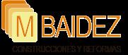 Construcciones y Reformas Molina Baidez Logo